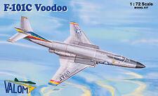 McDonnell F-101C Voodoo Valom 1/72 plastic kit