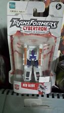 Transformers Cybertron Legends Class Red Alert