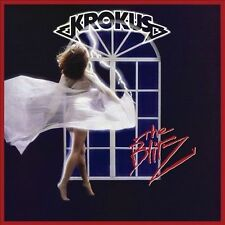 NEW The Blitz by Krokus CD (Vinyl) Free P&H