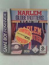 JUEGO GAME BOY ADVANCE HARLEM GLOBETROTTERS NUEVO PRECINTADO SEALED PAL COMP. DS