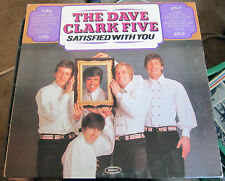 """The Dave Clark Five  """"Satisfied With You"""" NM-"""