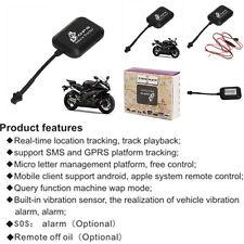 SOS GPS/GSM/GPRS In Tempo Reale Tracker Mini Moto Veicolo Controllo Tracker Hezh