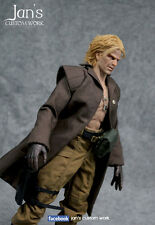 1/6 CUSTOM figure Liquid Snake Metal Gear Konami hot toys Solid Snake Raiden DX