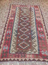 5 X 8 Rug Running Water Secular Motif Traditional Kilims For Sale Flatwoven Rug