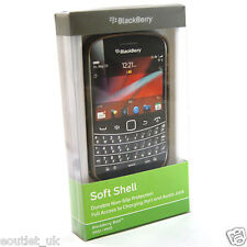 BlackBerry Soft Shell Gel Case/Cover for Bold 9900/9930 Bottle Brown Genuine NEW