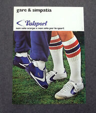G449 - Advertising Pubblicità - 1980 - VALSPORT , GARE E SIMPATIA