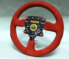 MOMO Team LOTUS 109 F1 Steering Mika Salo Autographed