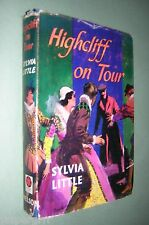 1960. SYLVIA LITTLE. HIGHCLIFF ON TOUR. 1st EDITION. HARDBACK IN DUST WRAPPER