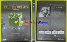 DVD film LA CASA DEL TERRORE Sherlock Holmes collection SIGILLATO SEALED no (D5)