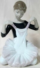 LLADRO #8771 MY DEBUT DRESS BRAND NEW IN BOX GIRL BALLERINA SAVE$$ FREE SHIPPING
