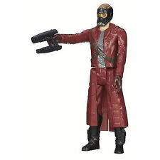 FIGURINE MARVEL GUARDIANS OF THE GALAXY PETER QUILL 26 cm HASBRO A8473 NEUF