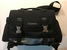 Canon 200DG Digital Camera Gadget Bag with Strap used in great condition DSLR