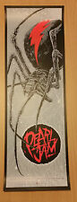 PEARL JAM PERTH BIG DAY OUT 2014 POSTER NOT CD VINYL SHIRT SPIDER EDDIE VEDDER