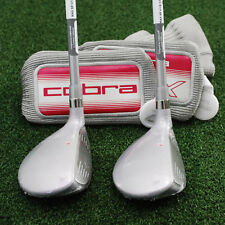 Cobra Golf MAX 2016 OS Offset Hybrid 6h & 7h Rescue Set - Graphite Ladies - NEW