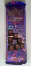 (Willy) WONKA EXCEPTIONALS DOMED DARK CHOCOLATE BAR DISCONTINUED DO NOT EAT