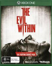 The Evil Within  - Xbox One game - BRAND NEW