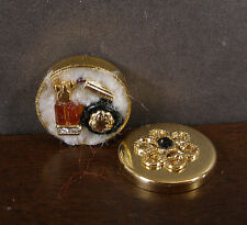 PATSY  MAC ~ TOPAZ  GIFT  SET ~ 1:12th scale ~ Dollhouse Miniature ~ Room Box