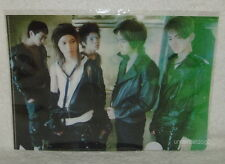 Korea SHINee Vol. 2 LUCIFER Taiwan Promo Folder Ver.B (Clear File)