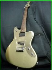 Iceman artist autographed JG guitar  for sale rare but has cosmetic damage.