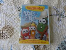 VeggieTales - Heroes Of The Bibles lll: A Baby, A Quest and the Wild, Wild West
