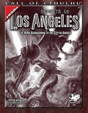 Secrets of Los Angeles: A Guidebook to the City of Angels in the 1920s (Call of