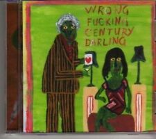 (BV302) The Wrong Boyfriends, Wrong F***ing Century Darling - 2010 CD