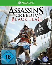 XBox One XBO Assassins Creed 4 Black Flag NEU & OVP game-planet-shop