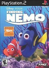 Finding Nemo (Sony PlayStation 2, 2003) ACCEPTABLE