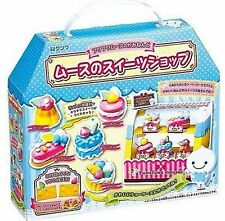 Kutsuwa Fuwa Fuwa Mousse Paper Clay Deco DIY Kit Sweets Shop Making Kit Craft