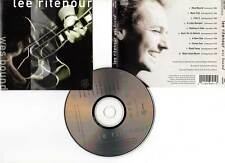"LEE RITENOUR ""Wes Bound"" (CD) 1993"