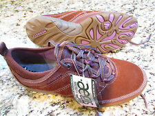 NEW MERRELL MIMOSA GLEE CINNAMON SUEDE SHOES WOMENS 7 SNEAKERS FREE SHIP