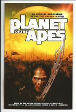 PLANET OF THE APES: OFFICIAL MOVIE ADAPTATION (TITAN BOOKS, 2001), VF/NM