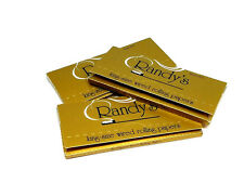 Randy's Gold King Size Wired Rolling Papers - 3 Packs - 24 papers each - Bundle