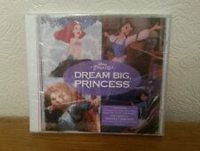 DISNEY PRINCESS : DREAM BIG, PRINCESS (CD) sealed