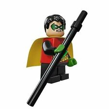 LEGO DC SUPERHEROES BATMAN - ROBIN 76013 MINIFIG new