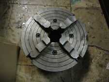 "MACHINIST MILL LATHE TOOL  4 Jaw 9"" Lathe Chuck  for Atlas  South Bend ?"