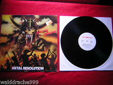 Living Death - Metal Revolution, ES4012,  Vinyl LP 1985