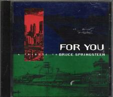 """M.CONIDI  CASALE FLOR   SPRINGSTEEN  ROCKING CHAIRS - CD """" FOR YOU """""""