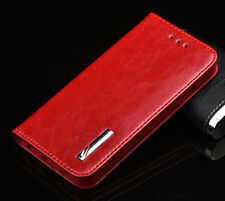 Luxury Premium PU Leather Wallet Stand Flip Cover Case For Blackberry Z10