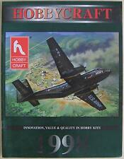Rivista Magazine Catalogo Modellismo HOBBY CRAFT 1998 Innovation Hobby Kits