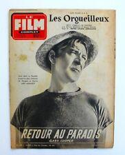 Le film complet n°464 - 1954 - Les Orgeuilleux avec Michèle Morgan - G. Philipe