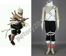 Custom-made NARUTO Killer B Bee Cosplay Costume Halloween Cos Cloth Halloween