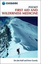 Pocket First Aid and Wilderness Medicine, Gormly, peter, Duff, Jim, New Books