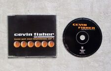 "CD AUDIO / CEVIN FISHER FEAT LOLEATTA HOLLOWAY ""(YOU GOT ME) BURNING UP!"" CDM 5T"