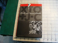 Vintage book: CHRISTO and JEANNE-CLAUDE a biography 2002, 390pgs