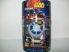 Star Wars Dagedar Droid Display & Decoder Activates Sounds in Dags Series 1 New