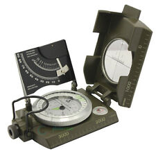 Professional Pocket Military Army Geology Waterproof Compass for Outdoor Camping