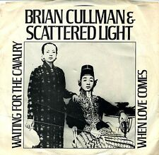 Brian Cullman 45 Waiting for the Calavry - Private NY Power Pop - HEAR