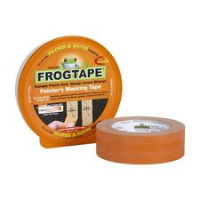 FROG TAPE GLOSS & SATIN  MASKING TAPE 24mm X 41.1m ROLL ORANGE