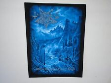 DARK FUNERAL WHERE SHADOWS FOREVER REIGN BACK PATCH